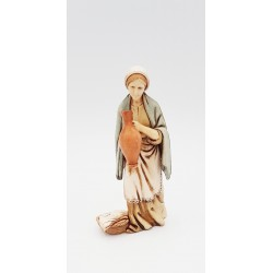 Woman with amphora 11 cm