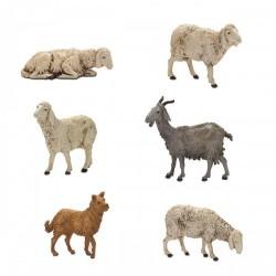 Animali per presepe da 13 cm