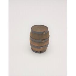 Botte in legno con finiture