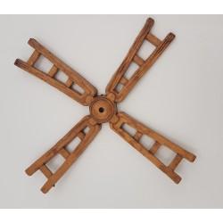 Windmill wheel