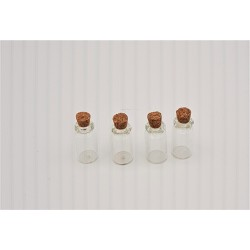 Set of 4 bottles