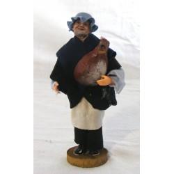 Shepherd with ham 12 cm...