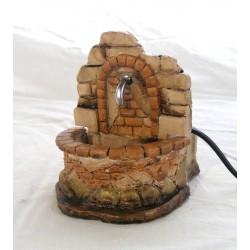 Stone effect resin fountain...