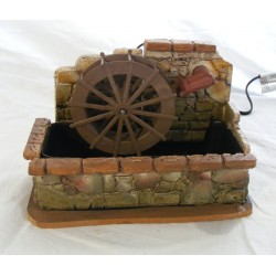 Frontal resin water mill...