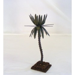 Small single palm for crib