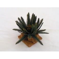 Palm bush for nativity scene