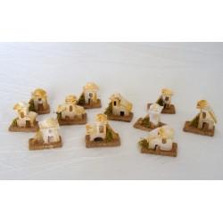 Minareti mignon per presepe