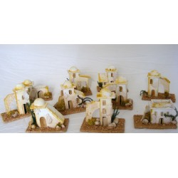 Small minarets for nativity...