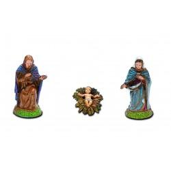 Nativity 3 subjects 6 cm