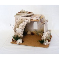 Arab hut for nativity scene...