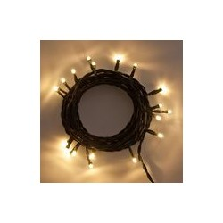 Catena 20 LED CLASSIC 5mm...