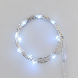 Chain 10 MicroLED WHITE...