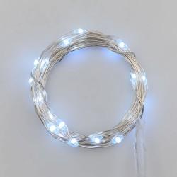 Chain 20 MicroLED WHITE...