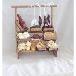 Salami counter for nativity...