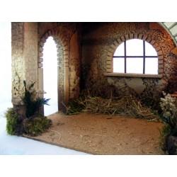 Hut suitable for statues 30 cm