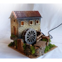 Watermill for nativity...