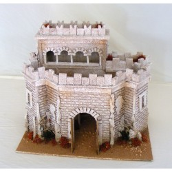 Arab castle for nativity...