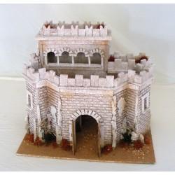 Castello arabo per presepe...