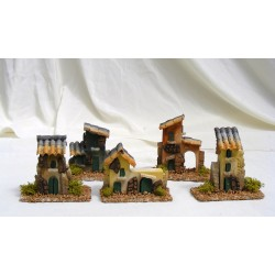 Small houses for nativity...