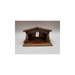 Small hut for nativity...
