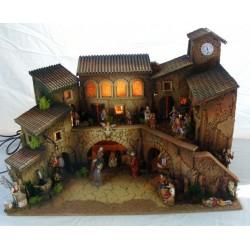 Nativity scene with...