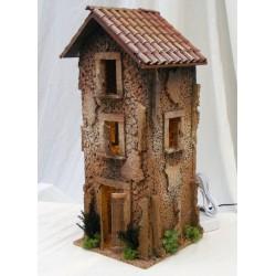 Casa Rurale con balcone per...