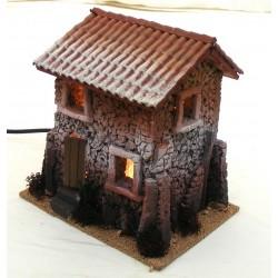 Casa piccola per presepe...