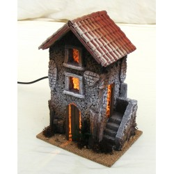 Casa piccola tetto...