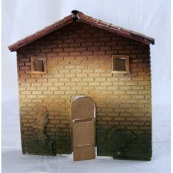 Large house for nativity...
