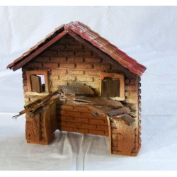Stable for popular nativity...