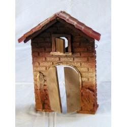 Narrow house / facade for...