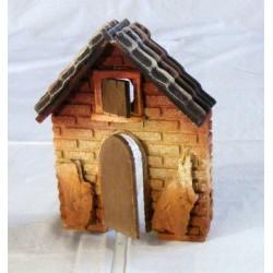 House for popular nativity...