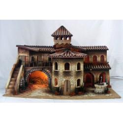 Complete popular crib 70x45...