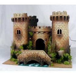 Castello c/ponte levatoio...