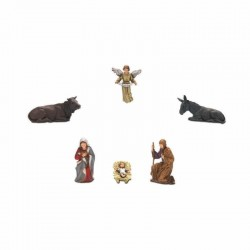 Nativity 6 subjects 8 cm