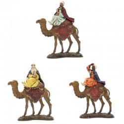 Magi Kings on Camel 10 cm