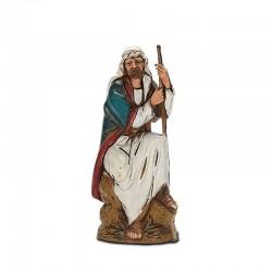Arab guardian with stick 10 cm