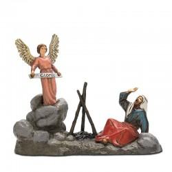 Annunciation scene 10 cm