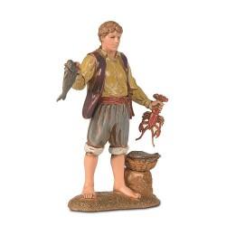 Neapolitan fisherman 12 cm